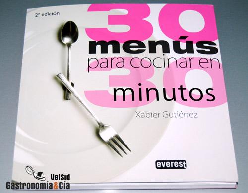 30 men s para cocinar en 30 minutos gastronom a c a