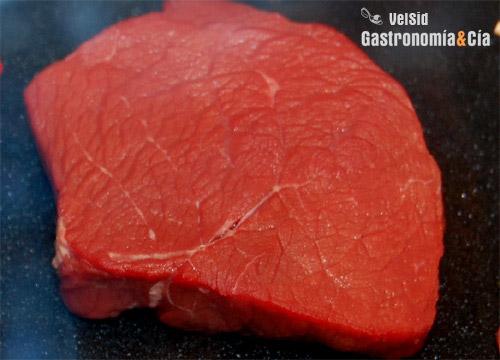 Carne de cultivo