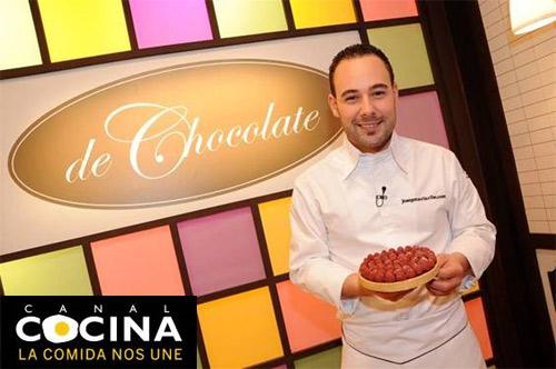 De chocolate en canal cocina gastronom a c a for Canal cocina cocina de familia