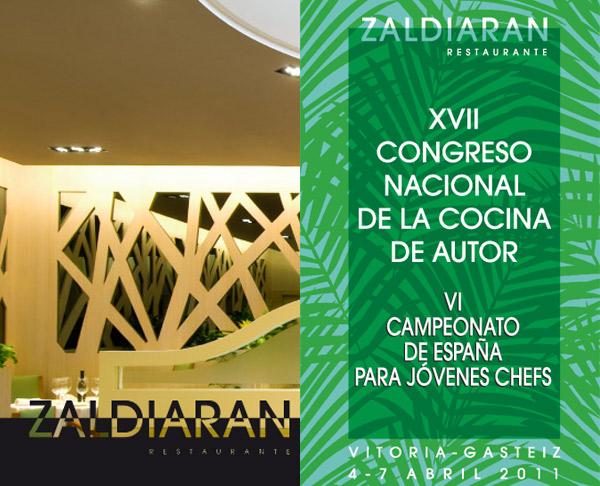 VI Campeonato de España para Jóvenes Chefs