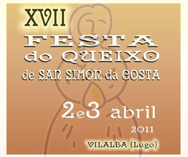 Fiesta del Queso de San Simón da Costa (Lugo)