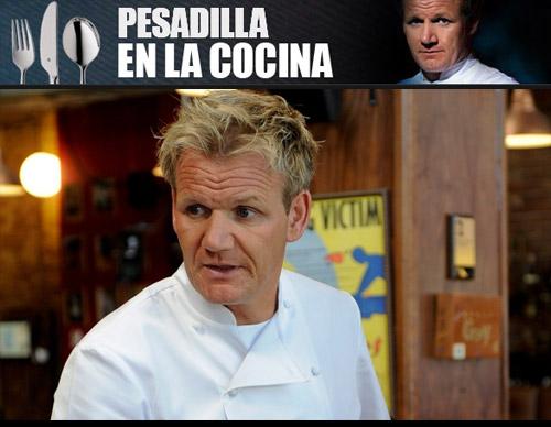Pesadilla en la cocina nueva temporada gastronom a c a for Pesadilla en la cocina brasas