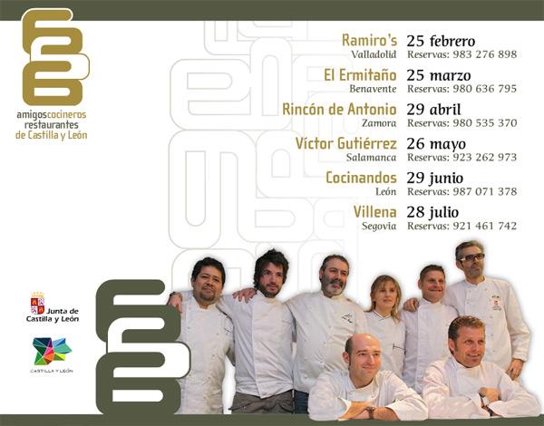 Encuentros Gastronómicos de la Alta Cocina de Castilla y León
