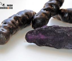 Patata violeta