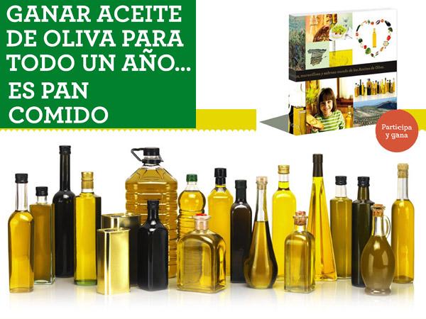 Promoción del aceite de oliva