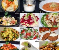 Doce recetas con legumbres para verano