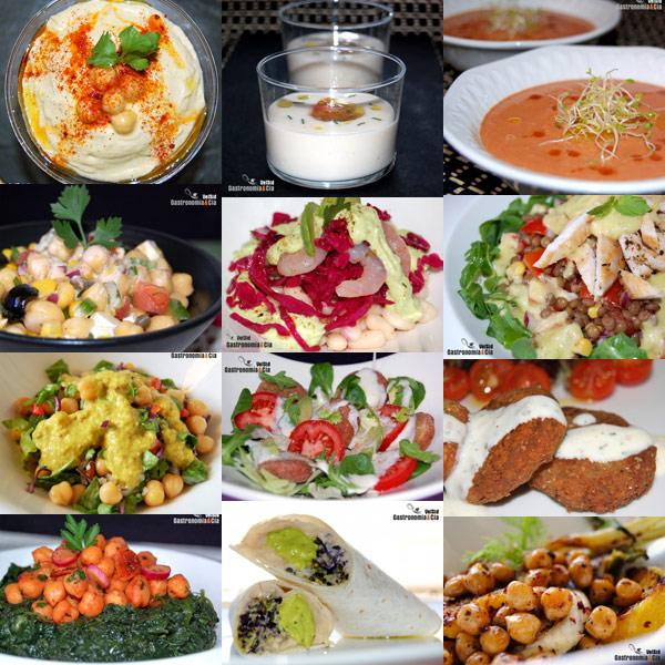 Doce recetas con legumbres para verano gastronom a c a for Platos franceses