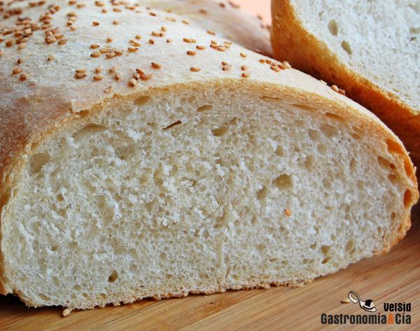 Descenso del consumo de pan
