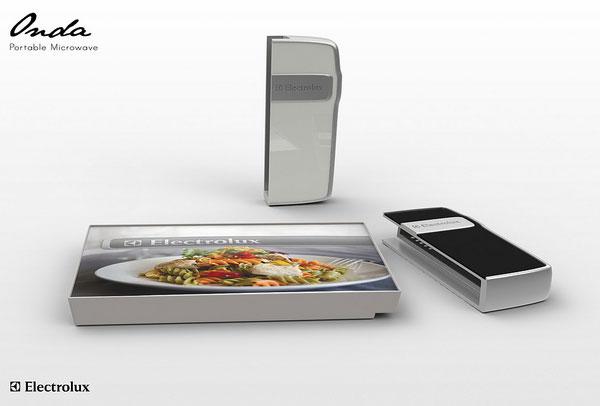 Microondas portatil