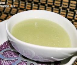 Aliño de wasabi y lima