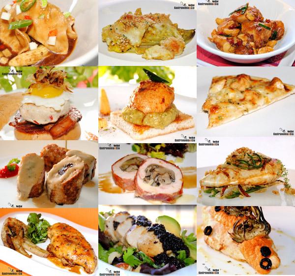 Doce recetas con pollo para cada d a gastronom a c a for Cocina 1 dia para toda la semana