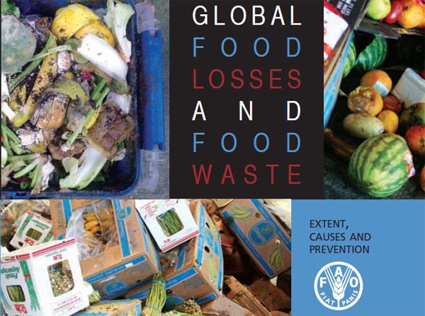 Desperdicios alimentarios