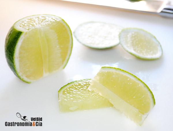 Sacar más zumo a la lima, el limón...