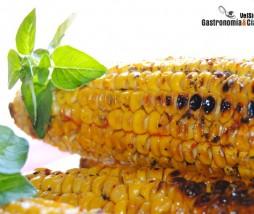 Mazorcas de maíz con sambal