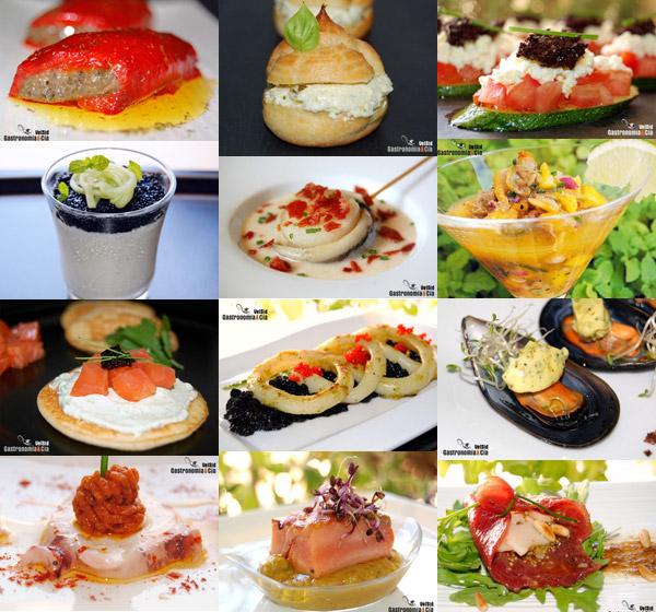 Doce aperitivos de verano gastronom a c a for Comidas para sorprender