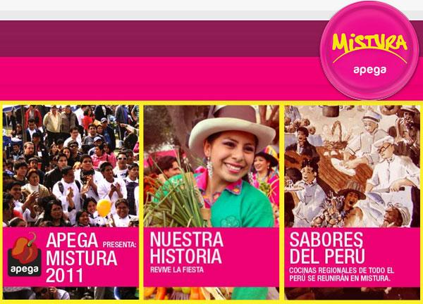 Feria Gastronómica Internacional de Lima