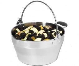 Stainless Steel Maslin Pan