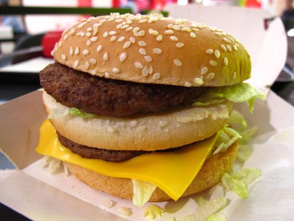 Impuestos comida rápida