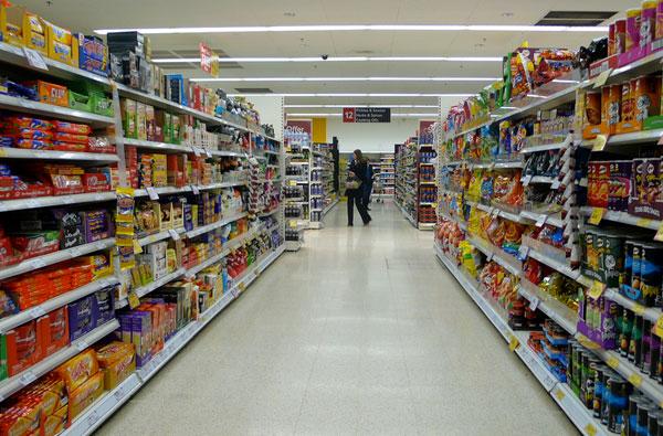 В Лондоне открылся первый в стране супермаркет для бедных