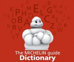 Palabras guía Michelin