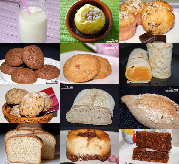 Doce Recetas Con Avena Gastronomía Cía