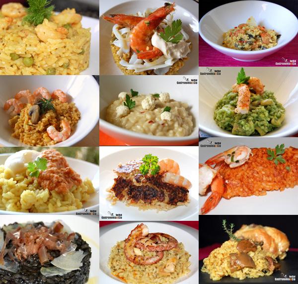 Recetas de paella de arroz