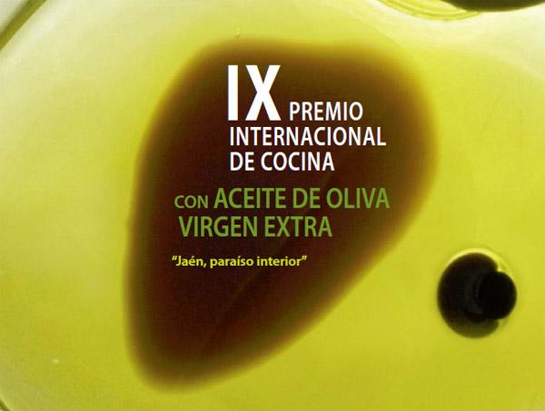 Concurso Aceite de Oliva Jaén Paraíso Interior 2011. Lo Mejor de la Gastronomía