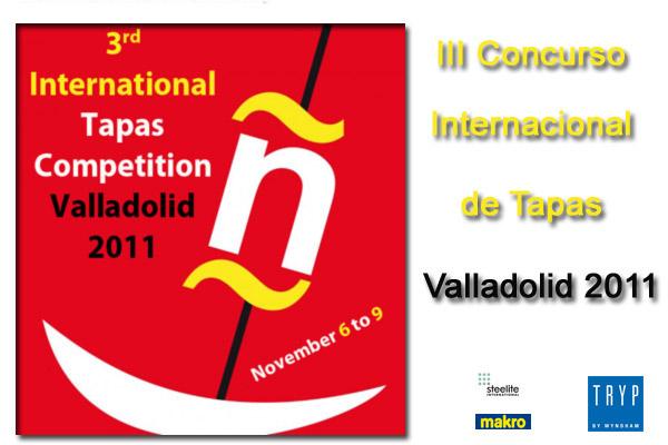 3er International Tapas Competition 2011
