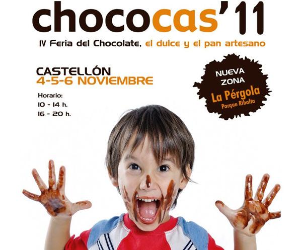 Feria del chocolate, el dulce y el pan artesano en Castellón