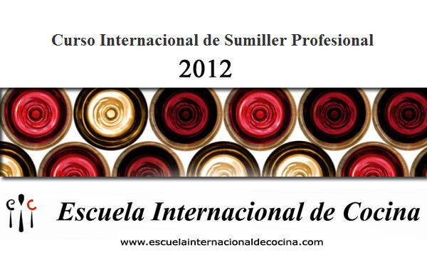 Curso internacional de sumiller profesional gastronom a - Curso de cocina profesional ...