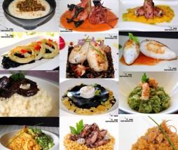 Doce recetas con calamares y chipirones