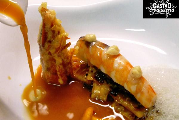 La Gastrocroquetería de Chema Soler