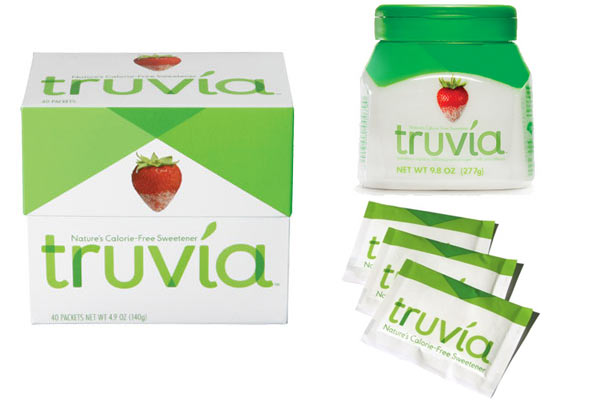 Truvia endulzante natural y diabetes