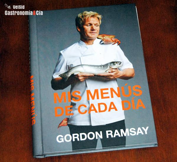 Libro de Gordon Ramsay