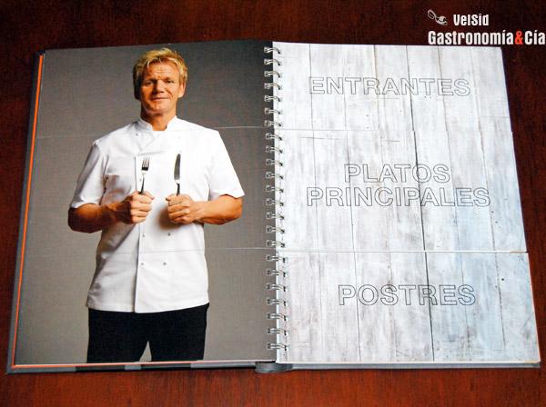 Mis menús de cada día, Gordon Ramsay