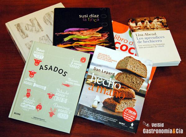 Libros de cocina para regalar esta navidad gastronom a c a for Los mejores libros de cocina