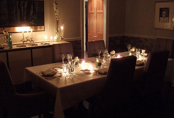 C mo poner la mesa de navidad gastronom a c a - Como poner la mesa en navidad ...