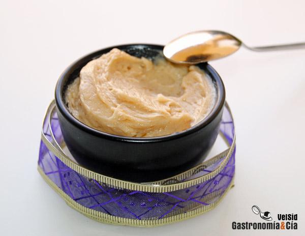 Mantequilla de ron
