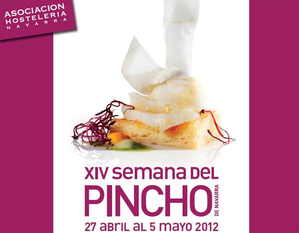 Semana del Pincho en Pamplona 2012