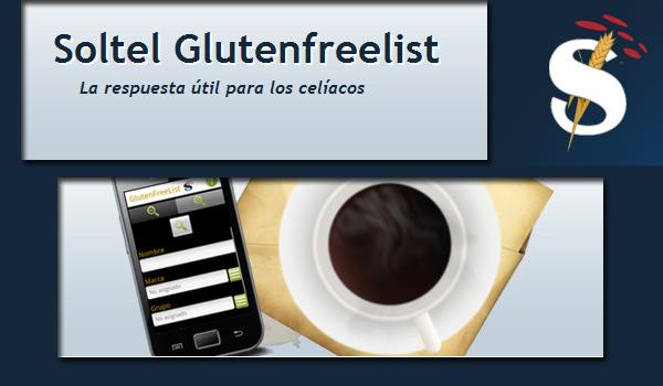 aplicación para consultar productos sin gluten