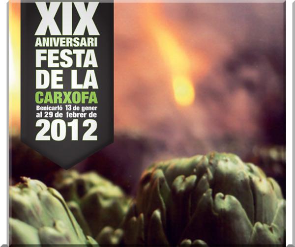 Festa de la Carxofa 2012