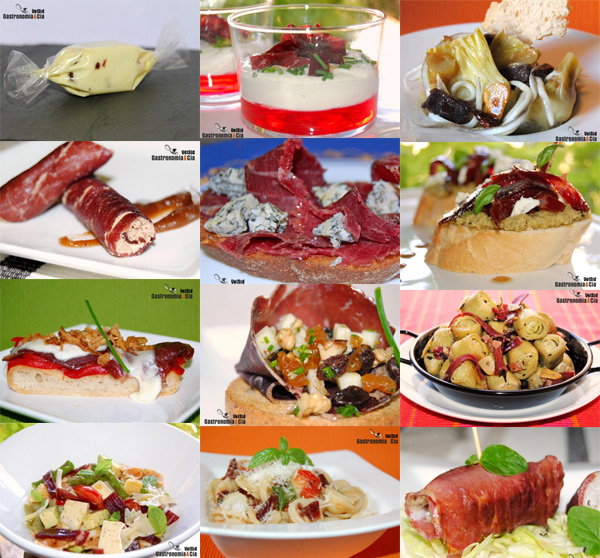 Doce recetas con cecina | Gastronomía & Cía