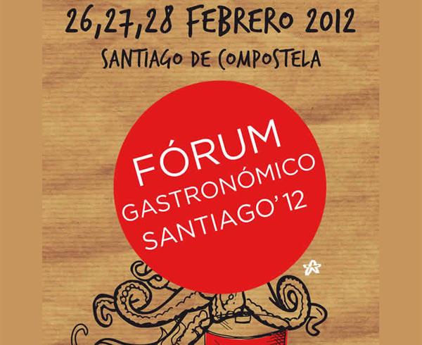 Fórum Gastronómico Santiago