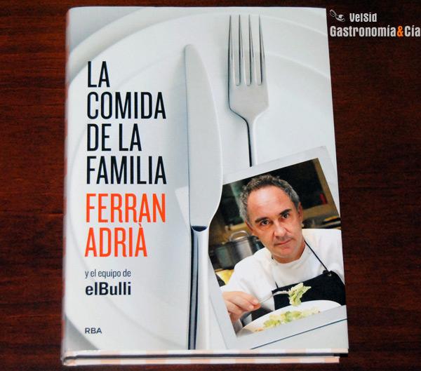 Concurso tus recetas de familia con ferr n adri for Ferran adria comida