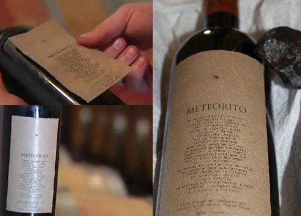 Meteorito wine