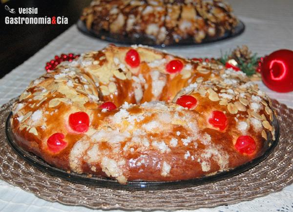 Recetas de Roscón de Reyes