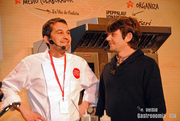 Congreso gastronómico en Santiago de Compostela