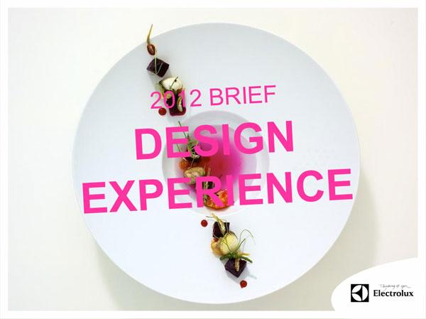 Concurso de diseño Electrolux