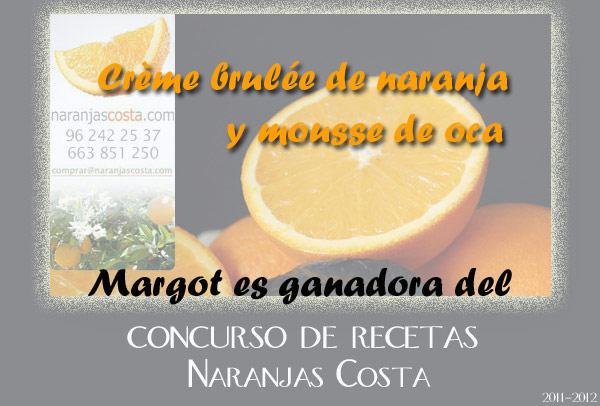 Concurso Naranjas Costa