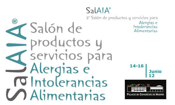 Salón de productos y servicios para alergias e intolerancias alimentarias